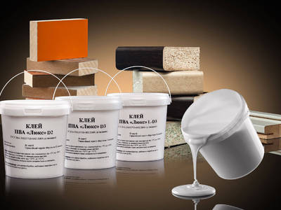 Woodworking and Furniture Adhesives