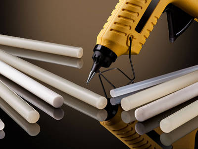 Hot-Melt Glue Sticks